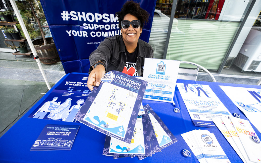 IN PICTURES: Shop Small Saturday 2019