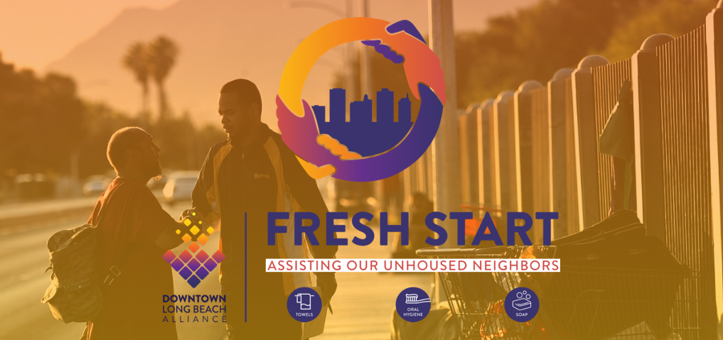 Fresh Start Campaign Aims to Help the Unhoused in DTLB