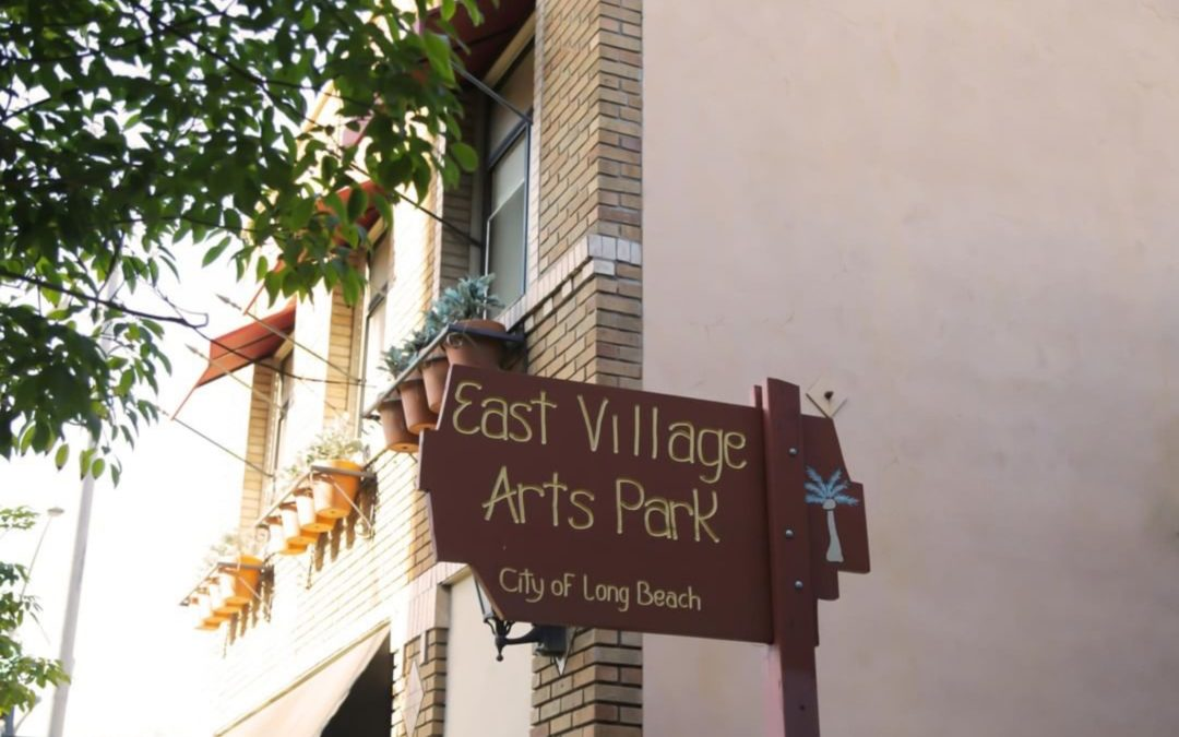 ARTS COUNCIL STEPS FORWARD WITH THE LONG BEACH ART WALK