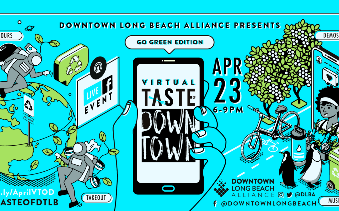 Taste of Downtown Goes Green for Earth Day